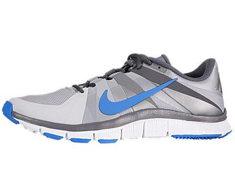 adacd8b3fb0ca Nike Free Trainer 5.0 Grey White Blue Mens Sneakers « Shoe Adds for your  Closet