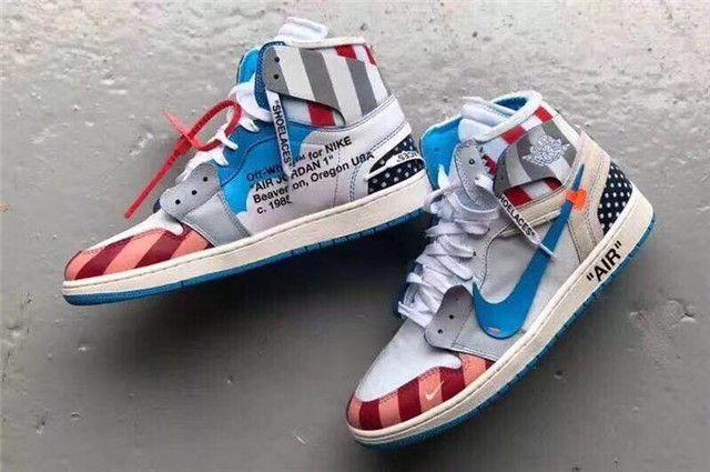 0c1c5420ce7 Piet Parra x OFF WHITE x Air Jordan 1 XX3 | Beagles | Custom ...
