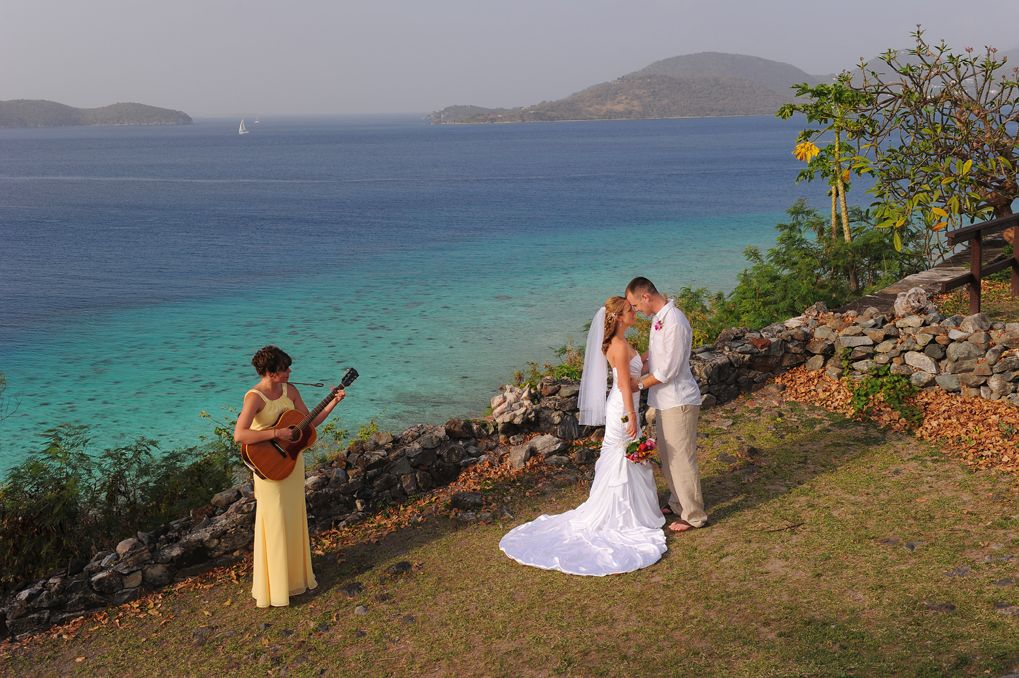 Located On The Island Of St John Usvi Style Weddings Creates Magical Moments Anywhere In Caribbean Destination Wedding Planning And Design
