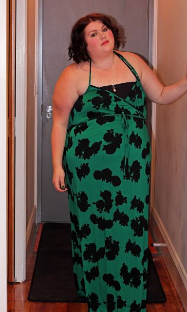 Too Many Sequins: A Fashion Blog: Aussie Curves: Green With Envy.