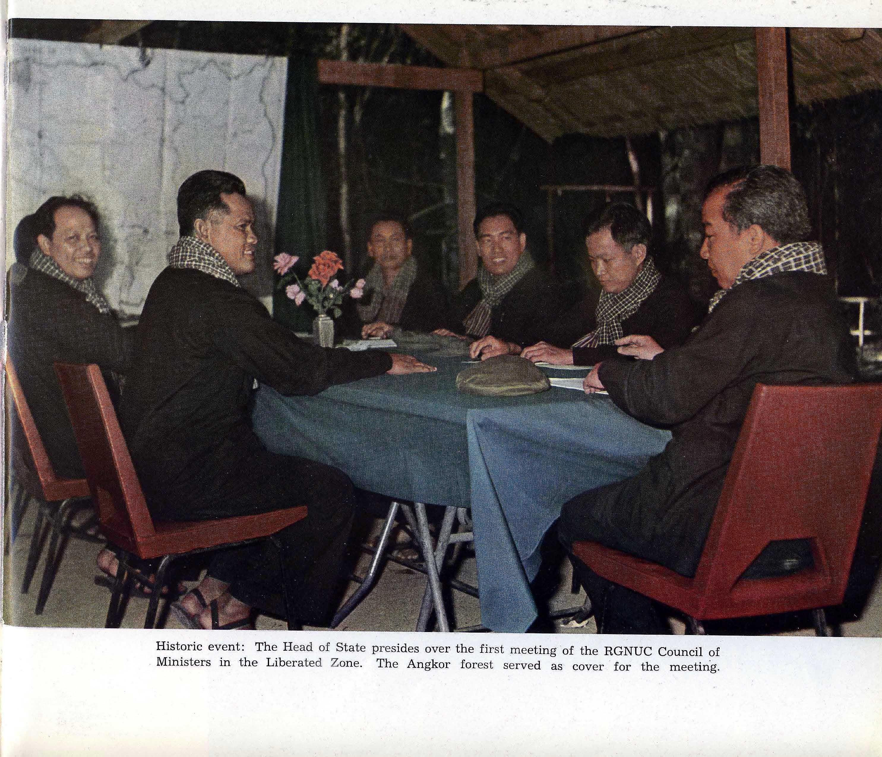 Pol Pot Quotes From The Left Ieng Sary Hou Yuon Pol Pot Hu Nim Khieu Samphan