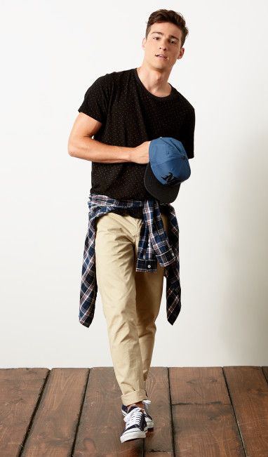OUTFIT 5 Aéropostale® | Mens fashion urban, Senior picture