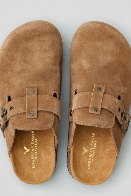 American Eagle Outfitters AE Suede Clog