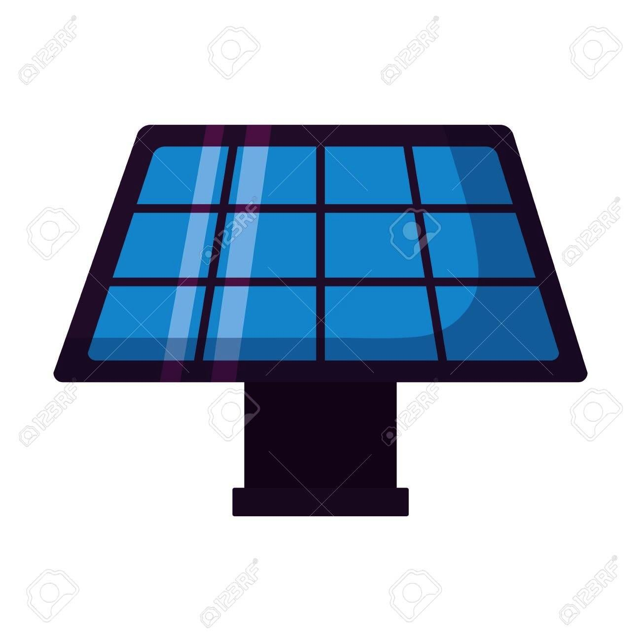 panel energy on white background vector illustration Illustration solar panel energy on white background vector illustration Illustration  Been thinking about updating yo...