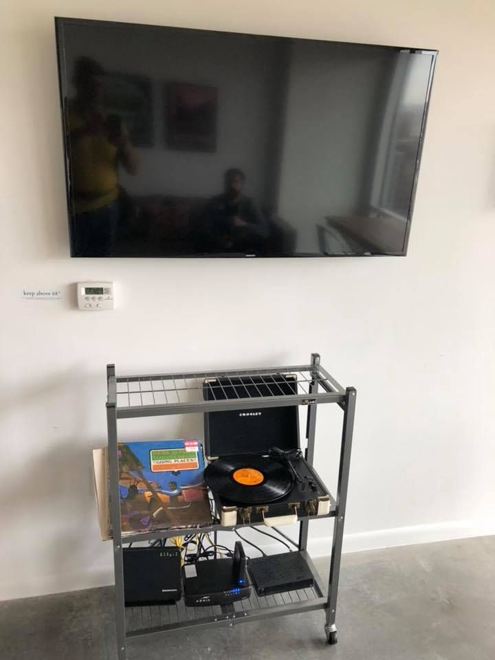 Service price is $125 that includes basic flat/tilt wall mount for ...