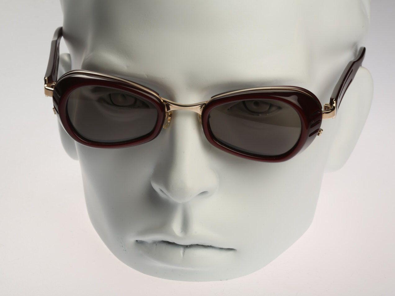 Matsuda 10616 / Vintage Sonnenbrillen / NOS / 90er Jahre elegante ...