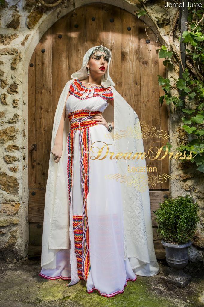 Robe de mariage kabyle