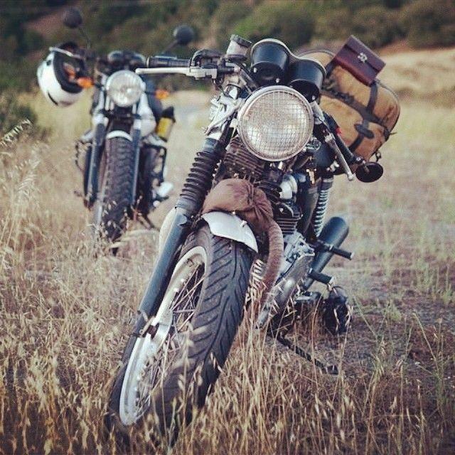 Road Trip Motorcycle Motorcycle Camping Adventure Bike