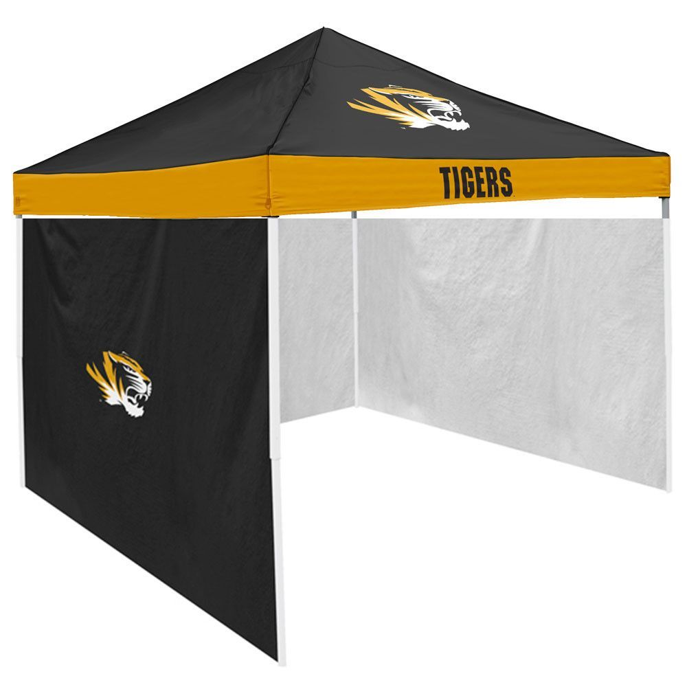 Missouri Tigers NCAA 9 x Economy 2 Logo Pop Up Canopy Tailgate Tent Wi  sc 1 st  Pinterest & Missouri Tigers NCAA 9 x Economy 2 Logo Pop Up Canopy Tailgate ...