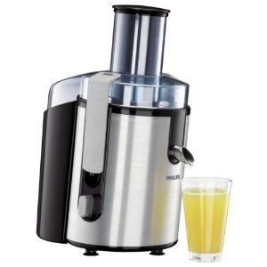Philips HR1861 Whole Fruit Juicer, Aluminium Amazon.co.uk