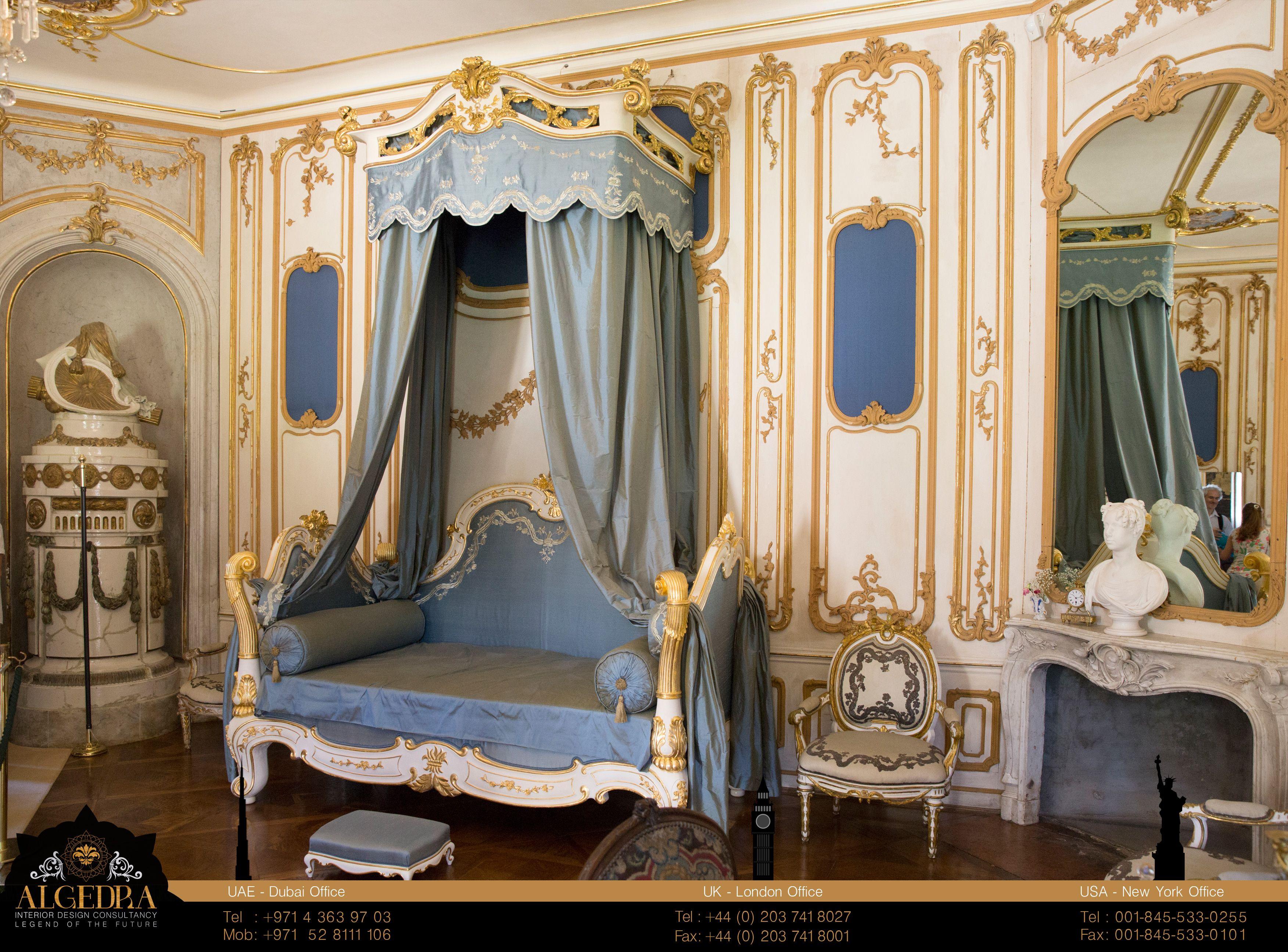 Rococo style by ALGEDRA Interior Design #Design #Home # ...