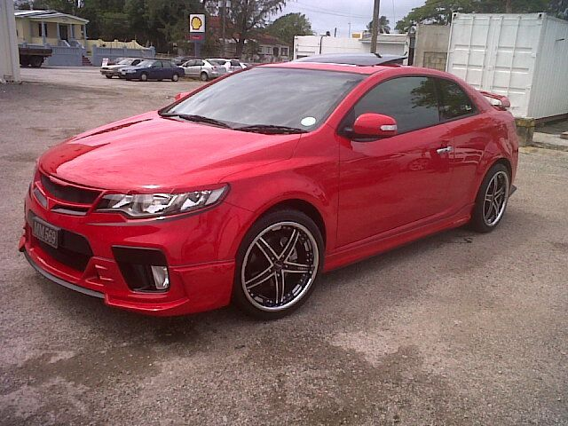 hot red kia forte koup cars pinterest cars and. Black Bedroom Furniture Sets. Home Design Ideas