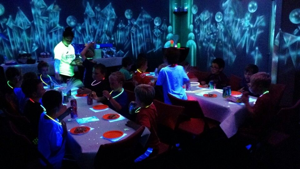 Ultrazone Laser Tag Laser Tag Birthday Glow Party Tags