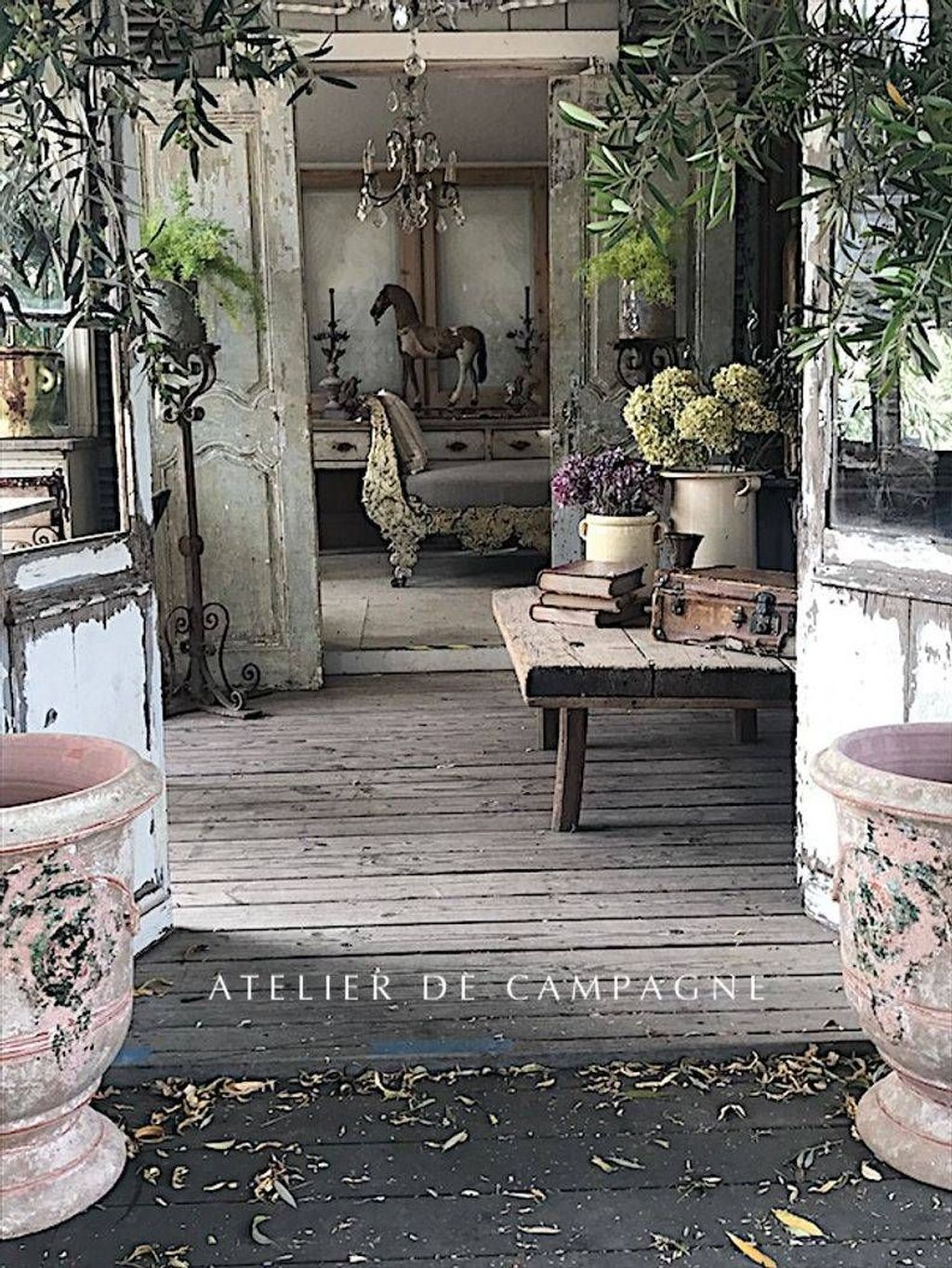 Captivating French Country Patio Ideas