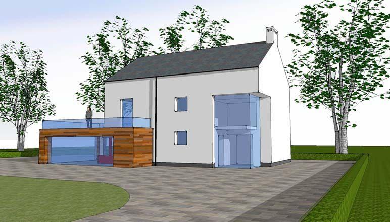 DUTCH architecten - Google Search BRADY FORM/FENES Pinterest - plan d une maison en 3d