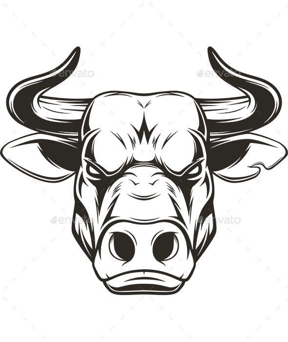 Bull Head Bull Tattoos Bull Art Taurus Bull Tattoos