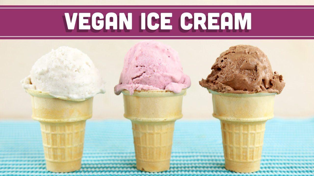 Homemade Vegan Ice Cream No Machine 3 Ingredients Mind Over Munch Vegan Ice Cream Ice Cream Maker Recipes Healthy Banana Ice Cream Vegan