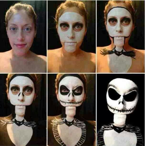 Fantastic Jack make-up