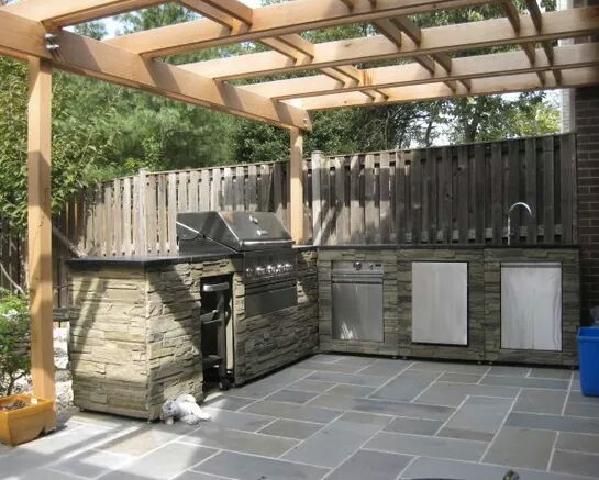 Outdoor living spaces are hot features that help to sell a home fast.