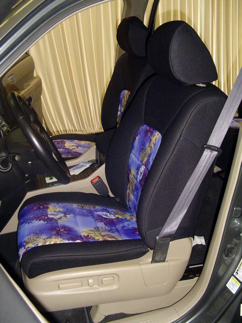 Honda Pilot Pattern Seat Covers 895