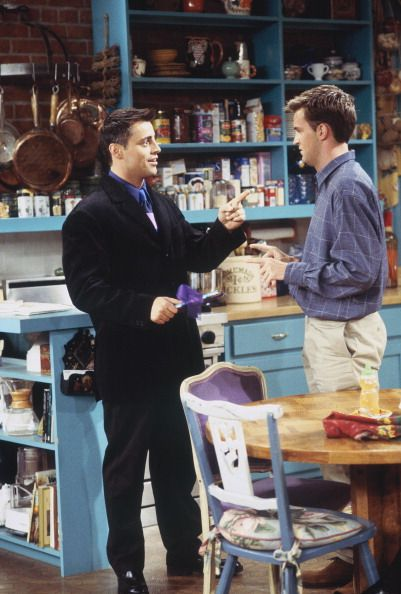 Friends ~ Episode Stills ~ Season 4, Episode 6: The One With the Dirty Girl #amusementphile