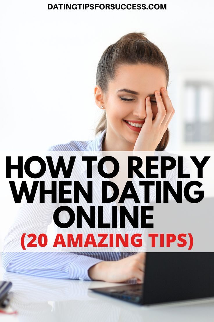 ways to reply to how are you online dating