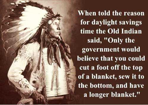 Fabulous Quote On Daylight Savings Time Ha Ha Funny And True
