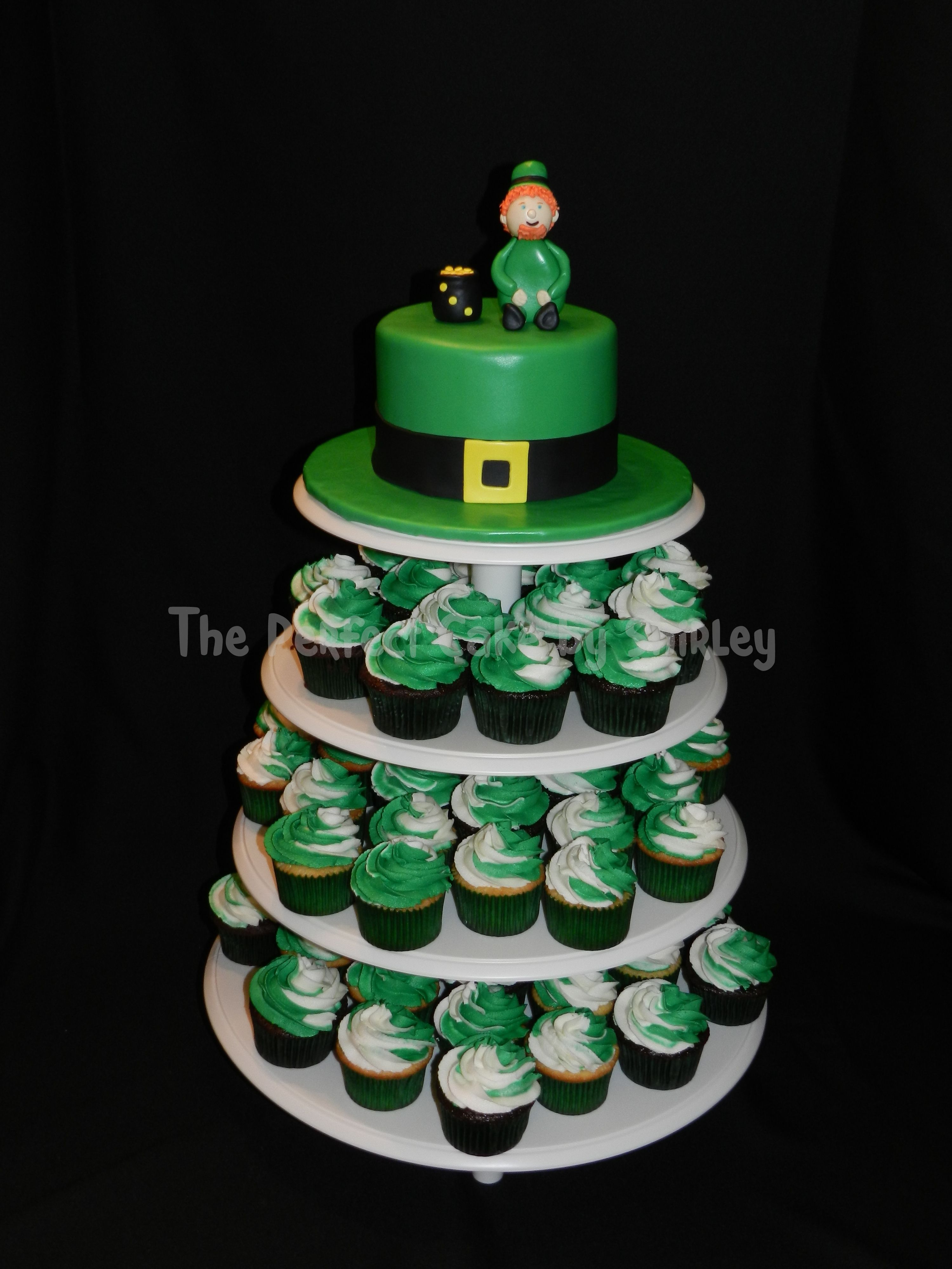 Pin On St Patrick S Cakes