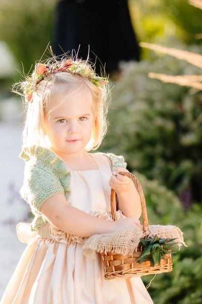Tiny cutie: http://www.stylemepretty.com/little-black-book-blog/2015/03/12/rustic-fall-wedding-at-paniolo-ranch/ | Photography: Mint Photo - http://mymintphotography.com/
