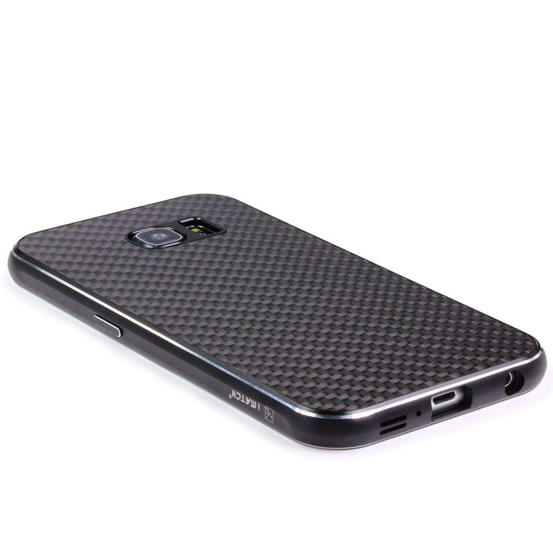 Echt Carbon Aluminium Schutz Hülle für das Samsung Galaxy S7 ...