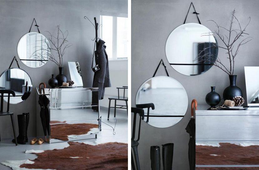 Ronde Spiegel Ikea : Diy ikea hack: aquarell wandbild