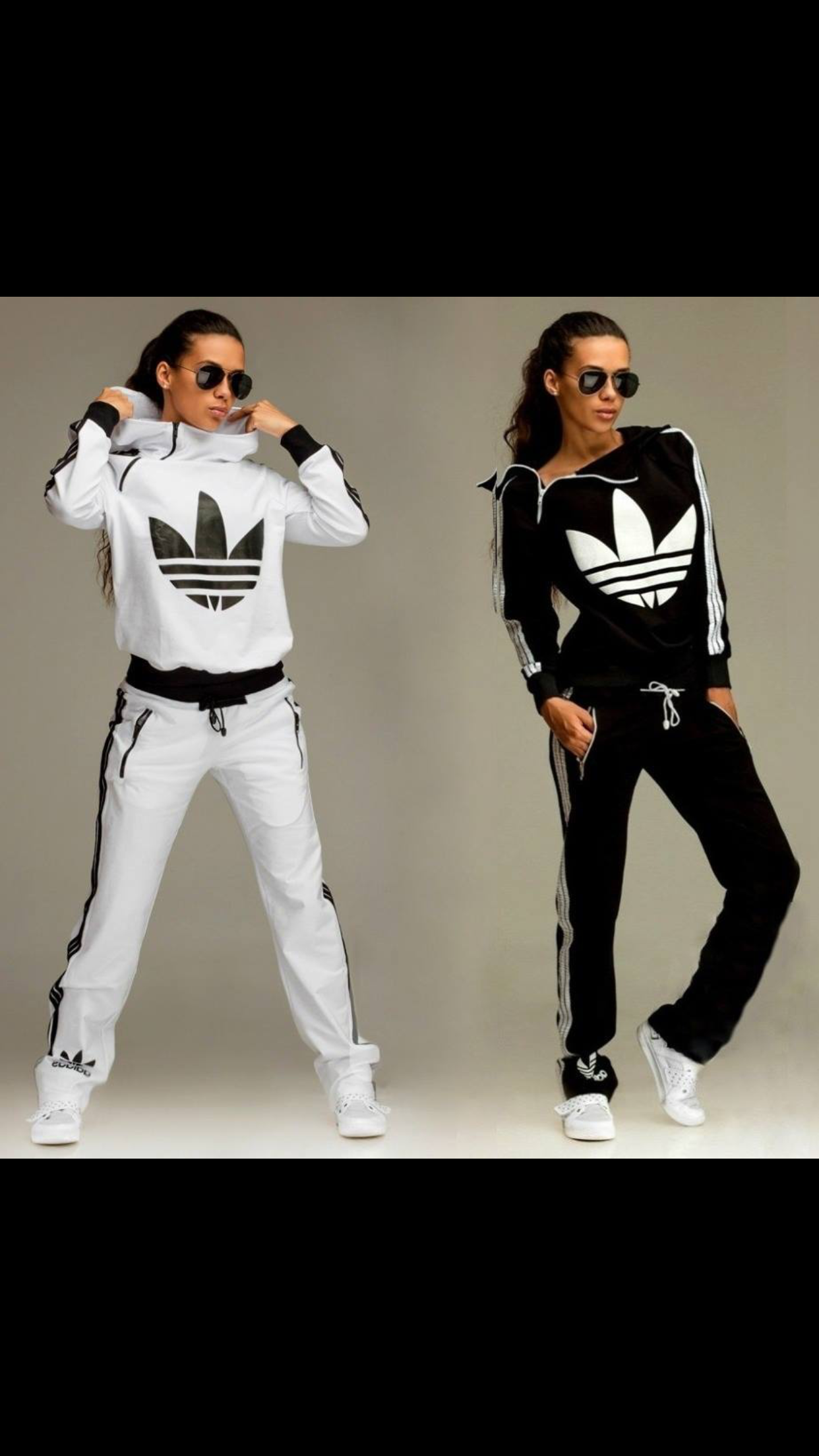 Pin by Rocio Lopez on Sweat Suits | Adidas outfit, Sporty ...