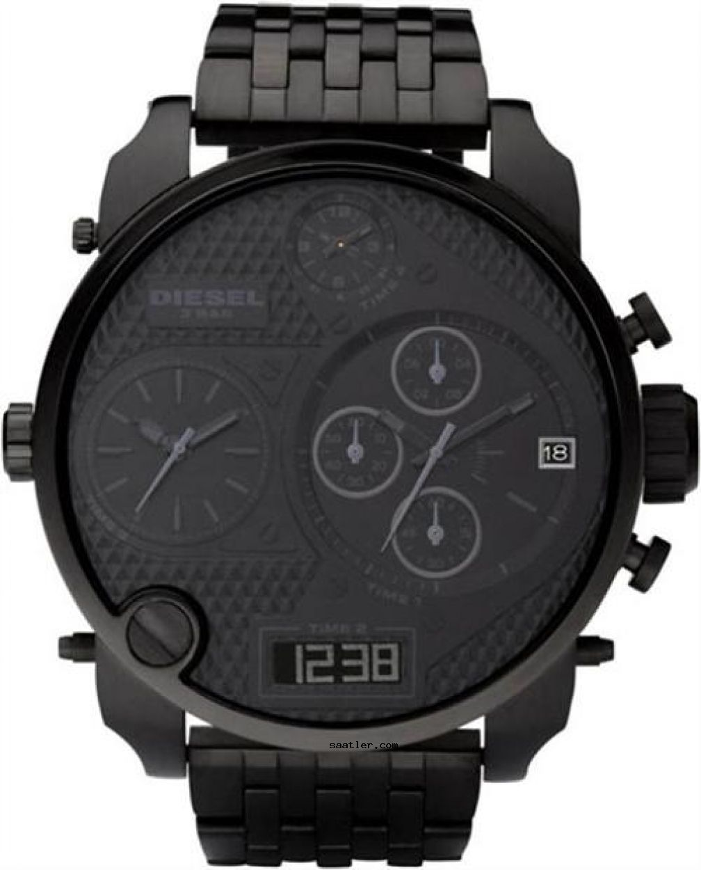 Pin By Saatler Com On Diesel Oversized Watches Diesel Watch Watches For Men