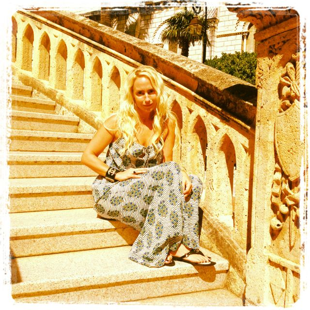 We are all Kings And Queens in Monaco! Xx.. Pahley