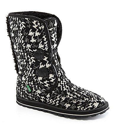 Sanuk Womens Horizon Boots #Dillards