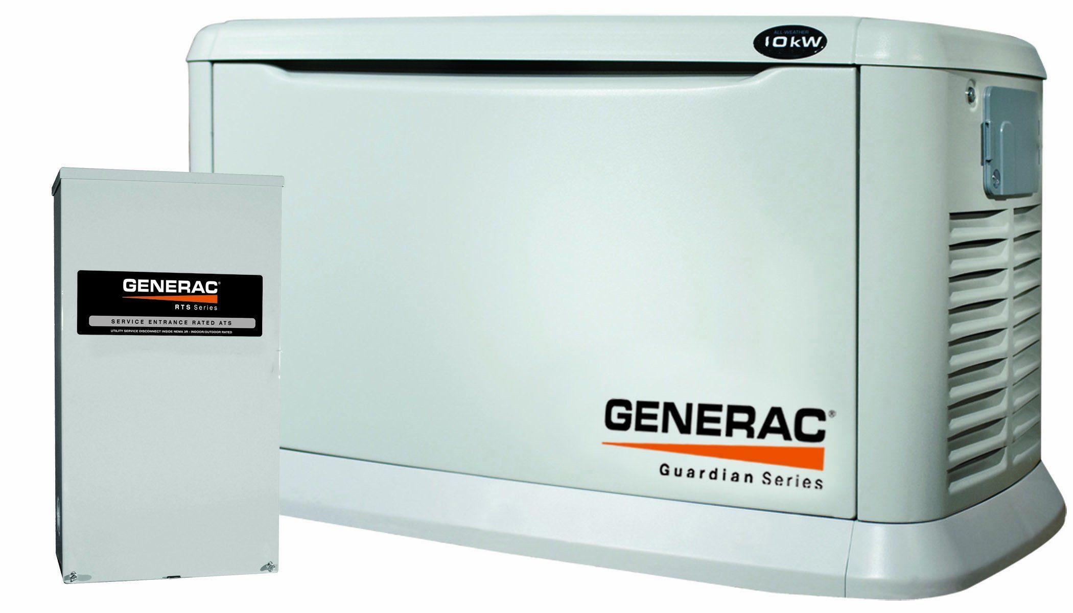 Generac 10kw Standby Generators Norwall Generator House