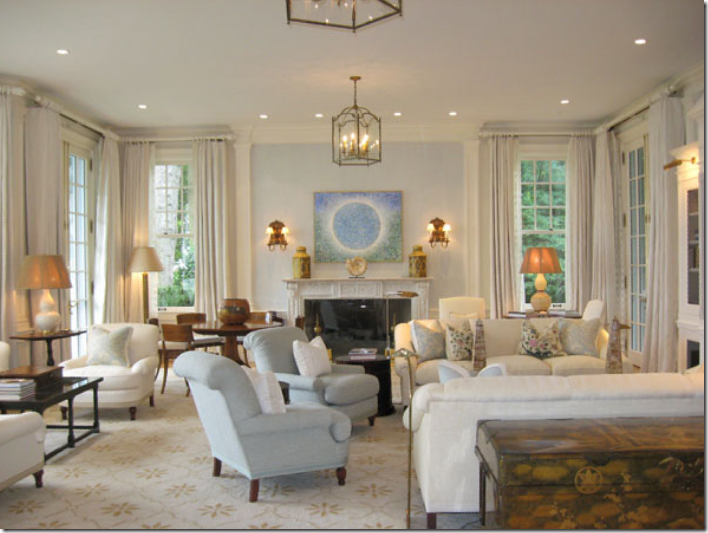 Big Room Lots Of Coziness Note All The Seating Arrangements Love This Large Living Room Layout Big Living Room Layout Livingroom Layout