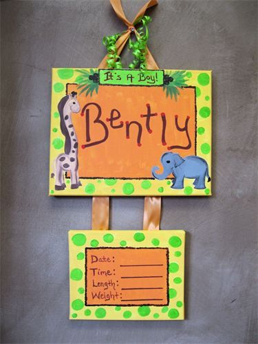 The Art Studio - Nursery themes/ Special orders