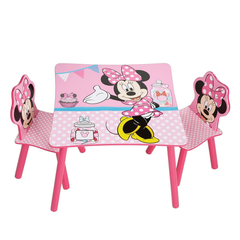 Kindersitzgruppe Minnie Mouse (3 teilig) in 2019