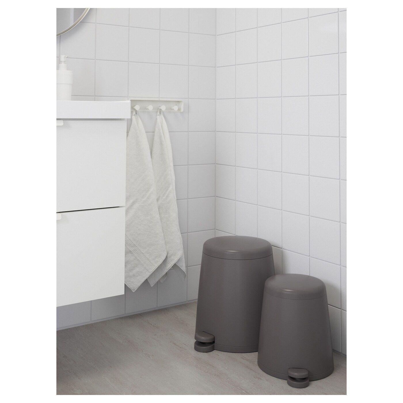 Snapp Treteimer Grau Ikea Osterreich In 2020 Ikea Eimer Und Toiletten