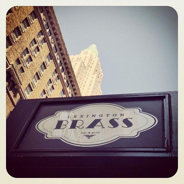 Lexington Brass i New York, NY