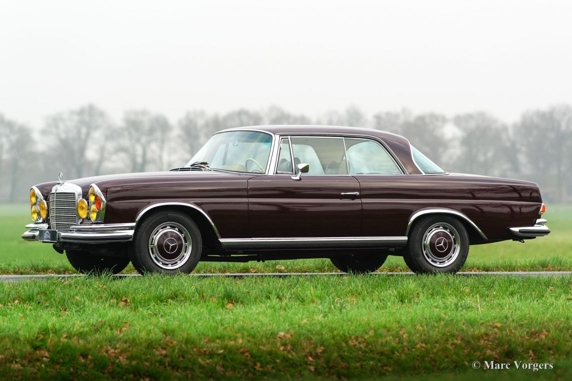 Mercedes-Benz 280 SE 3.5 Coupe, 1970 | cars to buy | Pinterest ...