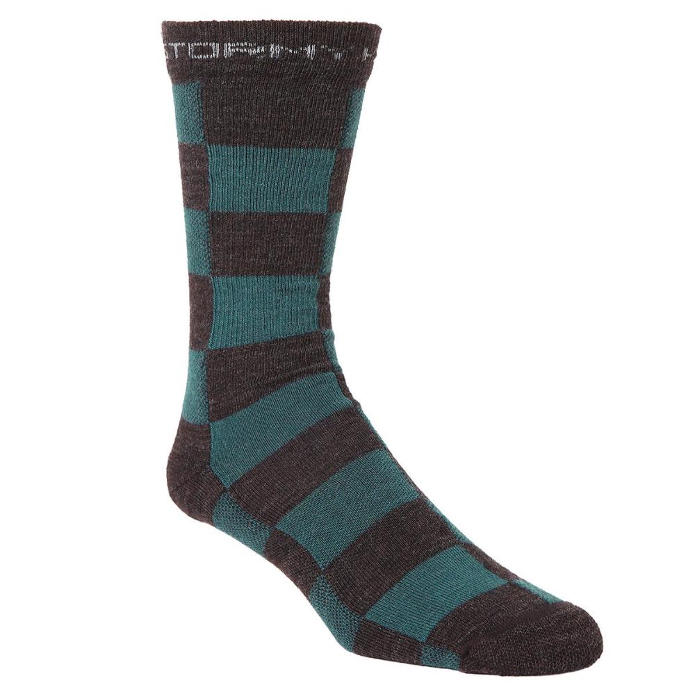 Sk Buffalo Check Crew Sock Crew Socks Socks Quality Hats