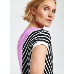 Photo of 1/2 arm shirt with diagonal patch multicolored Gerry Weber