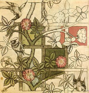 Information on the origins of the Arts and Crafts Movement