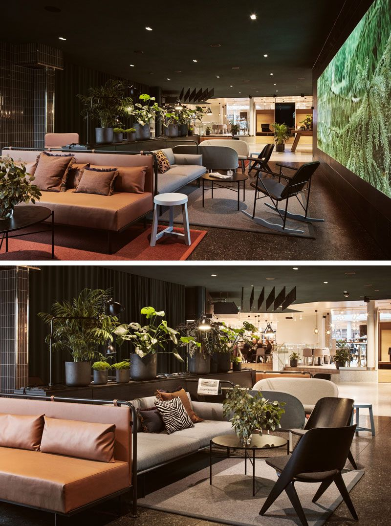 Fyra Interior Architects Have Redesigned The Cumulus Hotel In ...