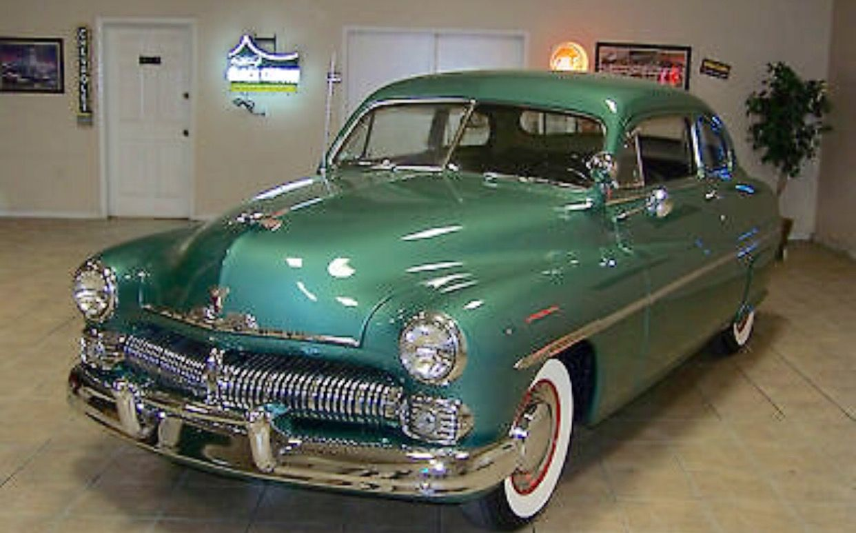 1950 Mercury American Classic Cars Classic Cars Trucks Cool Old Cars