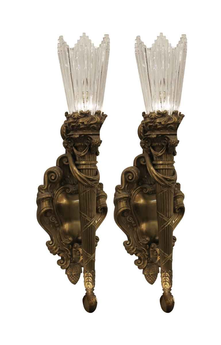 Hosted Site Search Discovery For Companies Of All Sizes In 2020 Crystal Sconce Baccarat Crystal Antique Lighting