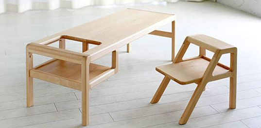 Baby in Table\' Furniture Design Evolves as Children Grow | Baby ...