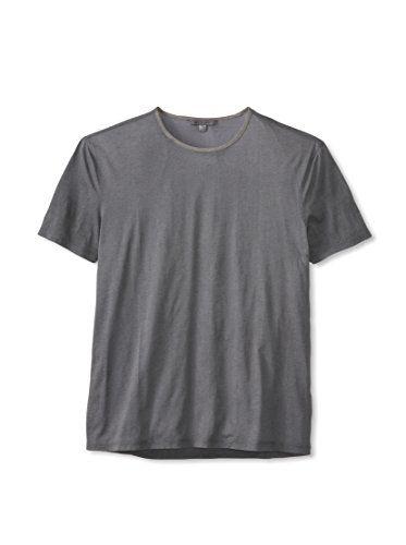 John Varvatos Collection Men's Short Sleeve Crew Neck T-Shirt